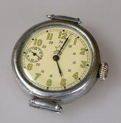 II WK ALTE ORIGINAL Russland Offizier Armbanduhr Mechanisch KIROV Kirow Watch   eBay