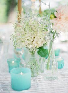 2014 Baby's Breath for summer wedding, flowers Aisle decoration, summer wedding idea