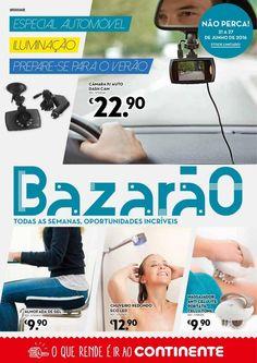 Promoções Continente - Antevisão Folheto Bazarão 21 a 27 junho - http://parapoupar.com/promocoes-continente-antevisao-folheto-bazarao-21-a-27-junho/