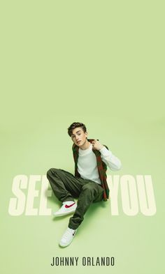 Johnny Orlando - See You wallpaper 😘