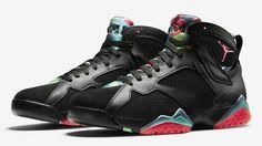 "Air Jordan (Retro) 7's ""Marvin The Martian"""
