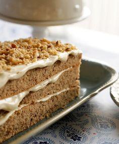 Uma deliciosa receita de bolo, e quem aprecia o sabor da baunilha, vai de certeza adorar!!!