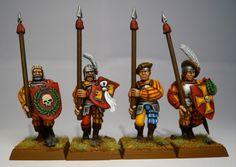 Warhammer Empire, Warhammer Fantasy, Warhammer 40000, 28mm Miniatures, Fantasy Miniatures, Warhammer Figuren, Crusader Knight, Model Hobbies, Fantasy Inspiration