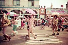 Coney Island Mermaid Parade 2012, Brooklyn, New York City 2