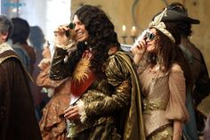 The Musketeers II ep.06: King Louis XIII and Milady *spoilers*