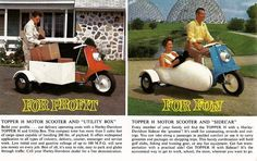 Topper H Motor Scooter