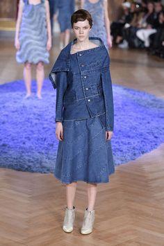 Anrealage, Outono/ Inverno 2017, Paris, Womenswear