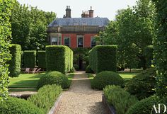Designer Anouska Hempel's Historic Manor in the English Countryside Photos | Architectural Digest