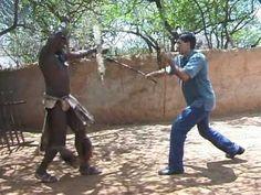 Zulu Stick Fighting