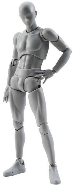 Artist SKIN Drawing Yefun Body-Chan Model Mannequin Body Kun Doll
