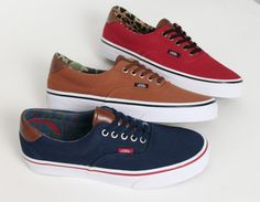 #Vans Era 59 - Fall 2013 #Sneakers saw these the other day i want a pair