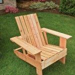 DIY Pallet Adirondack Chair: Step by Step Tutorial