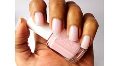 Pink-A-Boo - delicate and milky pink with shimmer