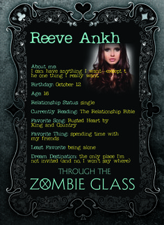Character profile for Reeve Ankh from THE WHITE RABBIT CHRONICLES by Gena Showalter