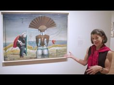 Max Ernst | HOW TO SEE the artist with MoMA curator Anne Umland - YouTube