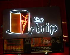 The Strip gogo bar. Patpong, Bangkok.