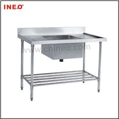 Genial For Hotel Kitchen Used Commercial Stainless Steel Sinks/Outdoor Stainless  Steel Sink/Stainless Steel