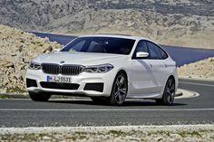Η νέα BMW Σειρά 6 Gran Turismo (video)