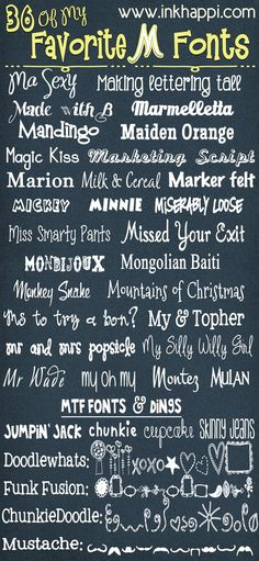 The Custom- Get your own handwriting as a font. $2 through January 27th. |  memory keeping products & tutorials | Pinterest | Fonts and Handwriting  fonts