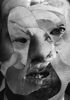 Ashkan Honarvar A Level Photography, Experimental Photography, John Stezaker, Plastic Art, Jackson Pollock, Surreal Art, Tumblr, Photo Manipulation, Trippy