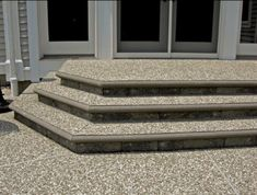 exposed aggregate patio | Customize Your Exposed Aggregate Surface for Your Home