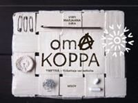 Favourite blogger's Oma Koppa Book will be published in March 2014 in Finnish for €23,20. Excellent pictures. After you have learned how to crochet a circle, she will take you much, much further. Enjoy the trip! Omakoppa - by Virpi Siira. ISBN: 9510402885