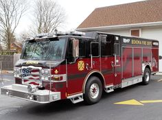 Bohemia Fire Department (NY)  Rescue 8  http://setcomcorp.com/1600intercom.html  Heavy Rescue - Pierce