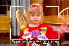 17 Times Michelle Tanner Was The Ultimate #GIRLBOSS #refinery29  http://www.refinery29.com/michelle-tanner-full-house-quotes#slide-4  When she didn't have proper notice about Uncle Jesse and Aunt Becky's wedding video.A diva needs time to get ready.