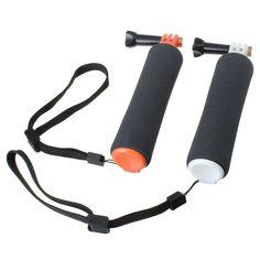Floaty Floating Foam Hand Grip HandlE-mount With Screw For GoPro Hero 4 3 Plus 2 1 Xiaomi Yi SJcam