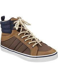 Boys Clothes: Outfits We Love Shop Old Navy, Boys Shoes, Boy Fashion, Boy Outfits, High Top Sneakers, Fashion Trends, Bear, Clothes, Hot