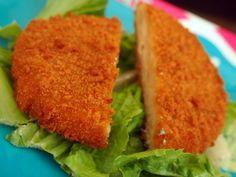 Vegetarian Chicken Patty