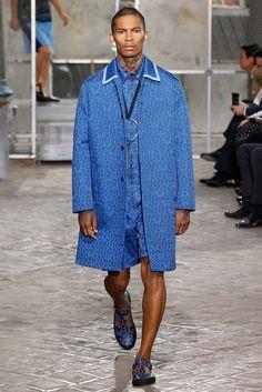 Givenchy Spring 2016 Menswear Fashion Show