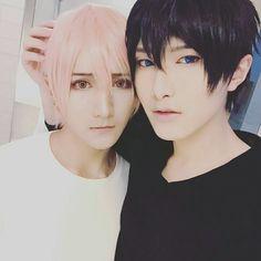 12052015 @BaoziandHana [iG]  Todays's kurose and shirotani ~~~~ new photo will be included in <<boyfriend2>>~~~