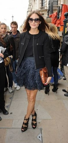 obsessed with her and her style