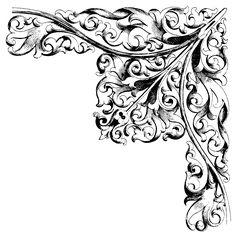 filigree. for tattoo ideas.