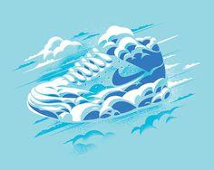 Nike Graphic Studio / Apparel Work on Behance