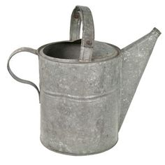 Galvanized Watering Can II, $94, now featured on Fab.