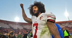 Anthem protests stirred some NFL players to more community activism, with Kaepernick leading way.