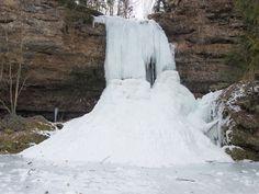 Winter Time, Wanderlust, Wedding Dresses, Travel, Ice Cream World, Hiking Trails, Waterfall, Road Trip Destinations, Hiking