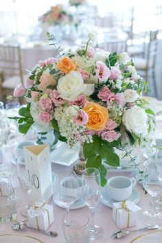 Avoid twisting your ankle as you walk down the aisle by wearing flat, comfortable shoes -- Check out this great article. Classic Romantic Wedding, Elegant Wedding Themes, Popular Wedding Colors, Gold Wedding Theme, Romantic Weddings, Wedding Ideas, Peach Wedding Centerpieces, Outdoor Wedding Decorations, Winter Wedding Flowers