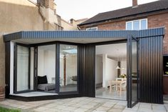 Home Redesign in London Flooding Interiors With Light…