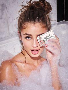 Taylor Marie Hill for Victoria's Secret Taylor Marie Hill, Diy Beauté, Modelos Fashion, Victoria Secret Angels, Foto Pose, Victoria Secrets, Beauty Secrets, Foto E Video, Fashion Models
