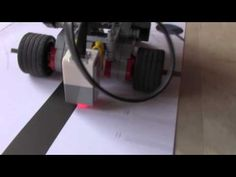 HOWTO create a Line Following Robot using Mindstorms - LEGO Reviews & Videos