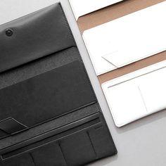 Minimalist Long Wallet