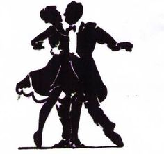 How to get over your fear of dance lessons miami dance class Couple Silhouette, Silhouette Art, Couple Clipart, Yoga Pilates, Dance Lessons, Ballroom Dancing, Dance Class, Creative Studio, Silhouettes