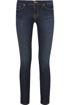 J Brand 901 Stonehenge Brand   901 low-rise leggings-style jeans   NET-A-PORTER.COM ...