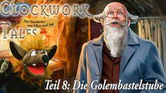 CLOCKWORK TALES Glass und Ink ♥ Teil 8: Die Golembastelstube ♥ Wimmelbil...