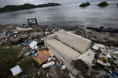 Rio water conditions for the 2016 Olympics.