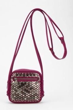 Deena & Ozzy Nova Stud Crossbody Bag - used this for the first time today
