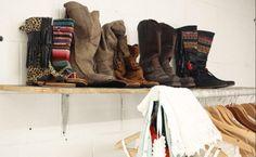 autumn + winter boots